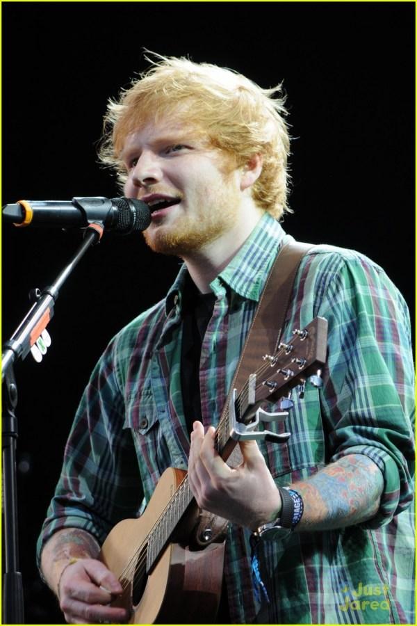 Ed Sheeran Nina Nesbitt Confesses Wrote Songs - Year of