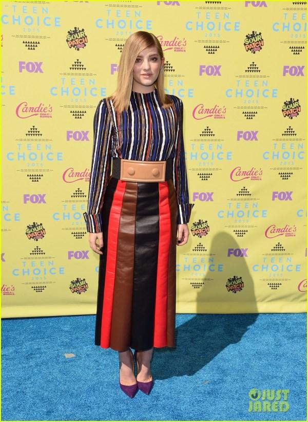 Willow Shields Teen Choice Awards 2015
