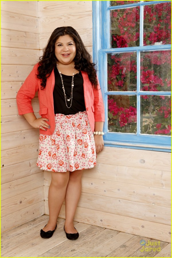 Austin Allys Raini Rodriguez On Trish I Loved How