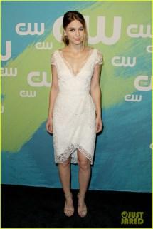 Melissa Benoist Wedding Dress