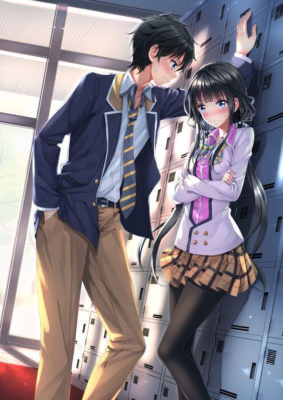 Daftar Anime Romantis : daftar, anime, romantis, Anime, Romance, Terbaik,, Bikin, Baper, Galau, Indozone.id