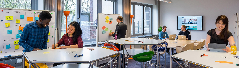 Raum Design Programm Design Thinking Line By System 180