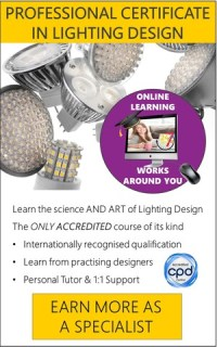Lighting Design - Accredited Certificate Course (Online ...