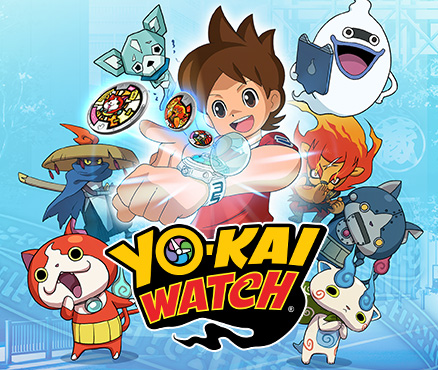 YOKAI WATCH Your Questions Answered  News  Nintendo