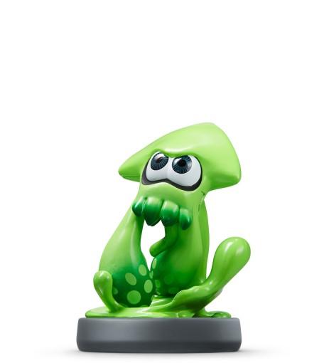 Inkling Tintenfisch Splatoon Collection Nintendo