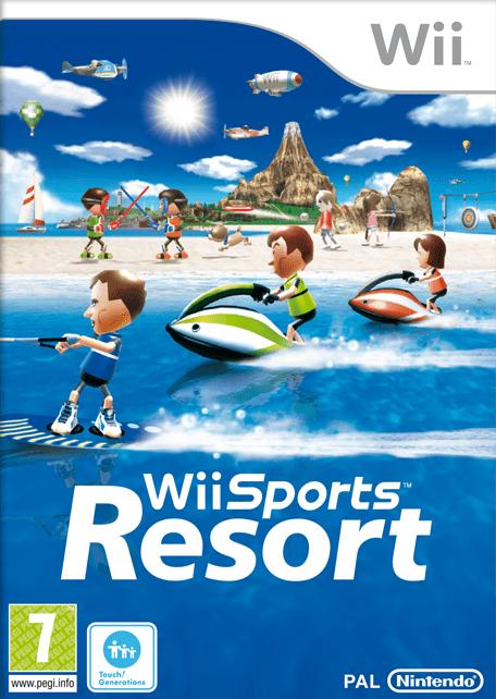 Wii Sports Resort Wii Games Nintendo