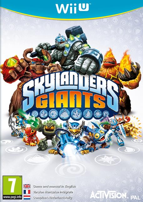Skylanders Giants  Wii U  Games  Nintendo