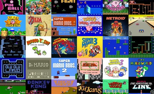 Amiibo Touch Play Nintendo Classics Highlights Wii U