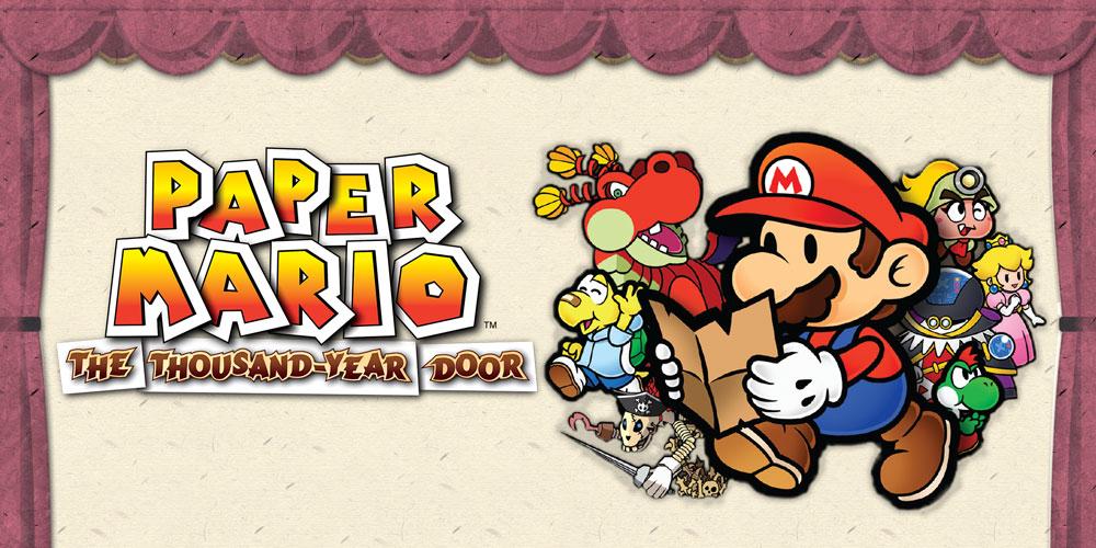 Animal Crossing New Leaf Wallpaper Paper Mario The Thousand Year Door Nintendo Gamecube