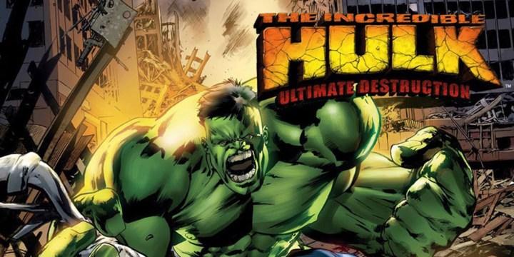 Image result for The Incredible Hulk: Ultimate Destruction 2005