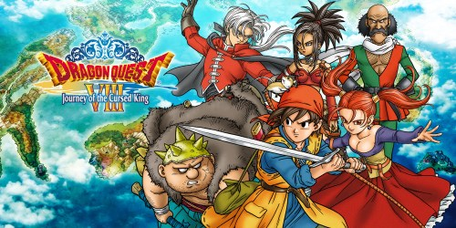 Image result for Dragonquest 8