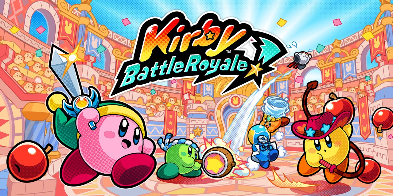Kirby Battle Royale Nintendo 3DS Games Nintendo
