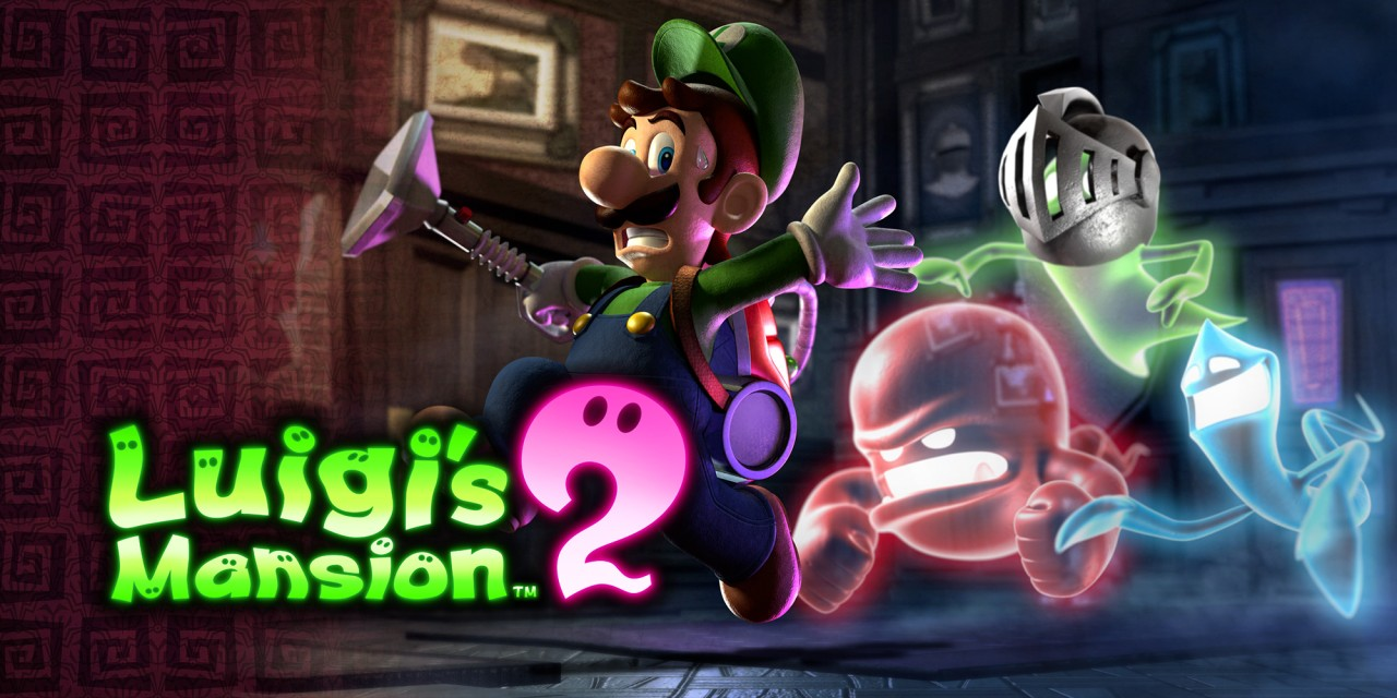 Luigi's Mansion 2 | Nintendo 3DS | Jogos | Nintendo