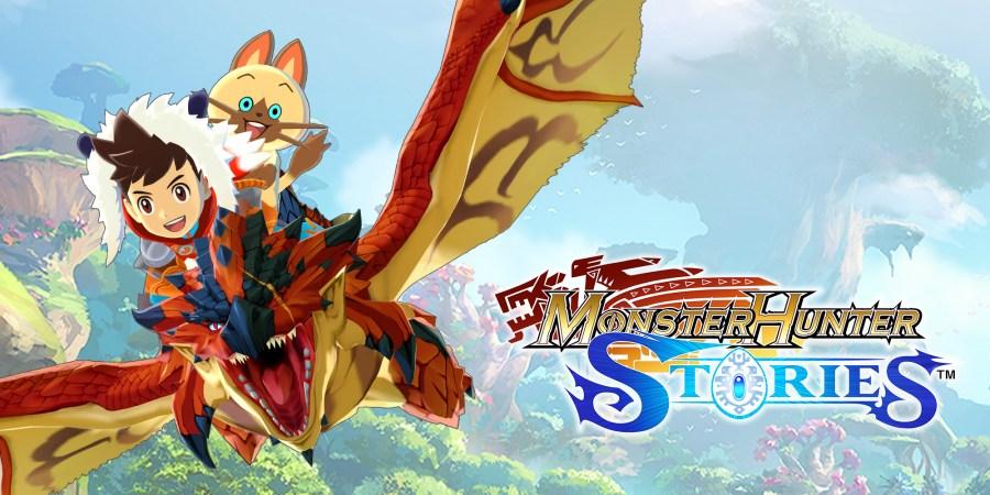 Risultati immagini per monster hunter stories