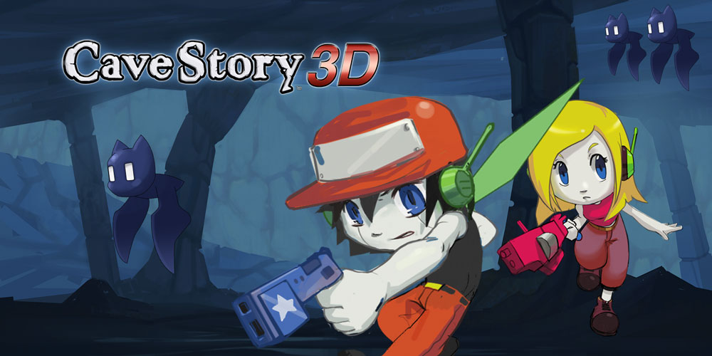 3d All Animal Wallpaper Cave Story 3d Nintendo 3ds Games Nintendo