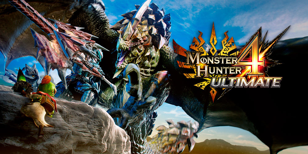 Hunt Down Rich Extras On Our Updated Monster Hunter 4