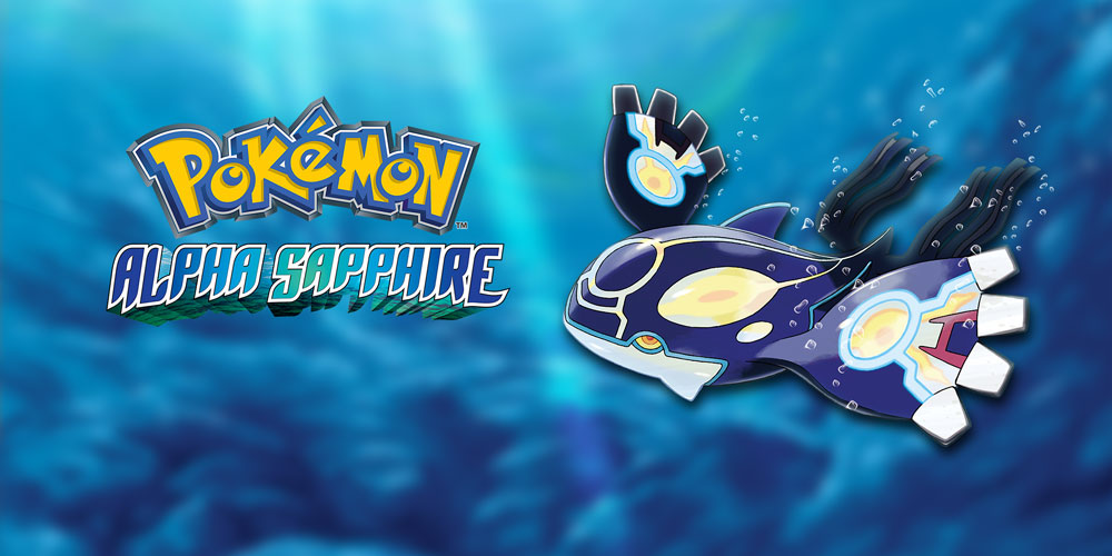 Pokmon Alpha Sapphire Nintendo 3DS Games Nintendo