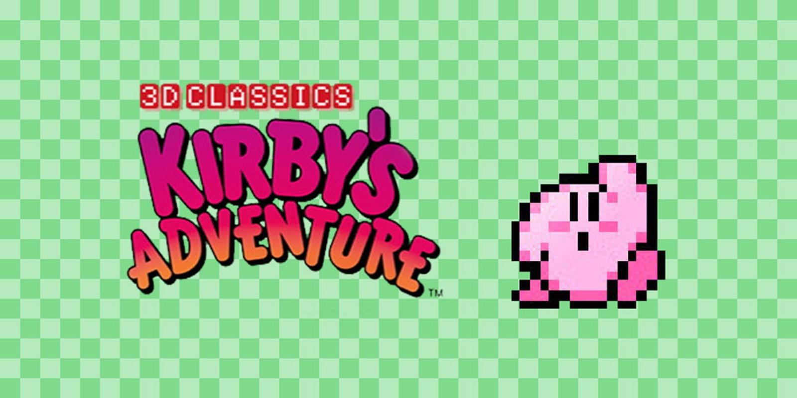 3d Classics Kirby S Adventure Nintendo 3ds Download Software Games Nintendo