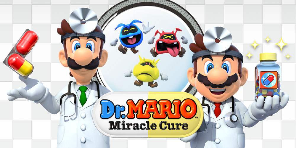 Animal Crossing New Leaf Wallpaper Dr Mario Miracle Cure Nintendo 3ds Download Software