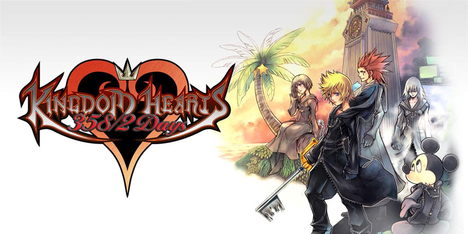 Zelda Hd Wallpaper Kingdom Hearts 358 2 Days Nintendo Ds Games Nintendo
