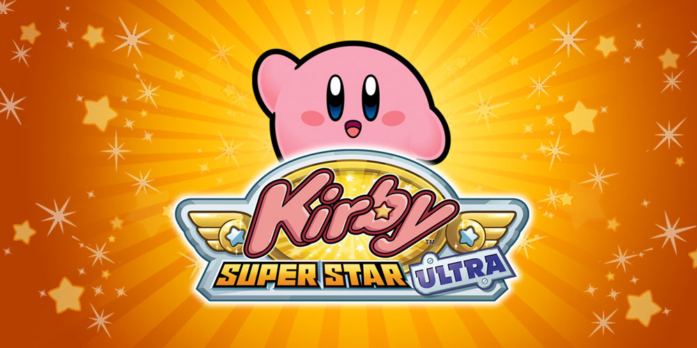 Kirby Super Star Ultra Nintendo DS Games Nintendo