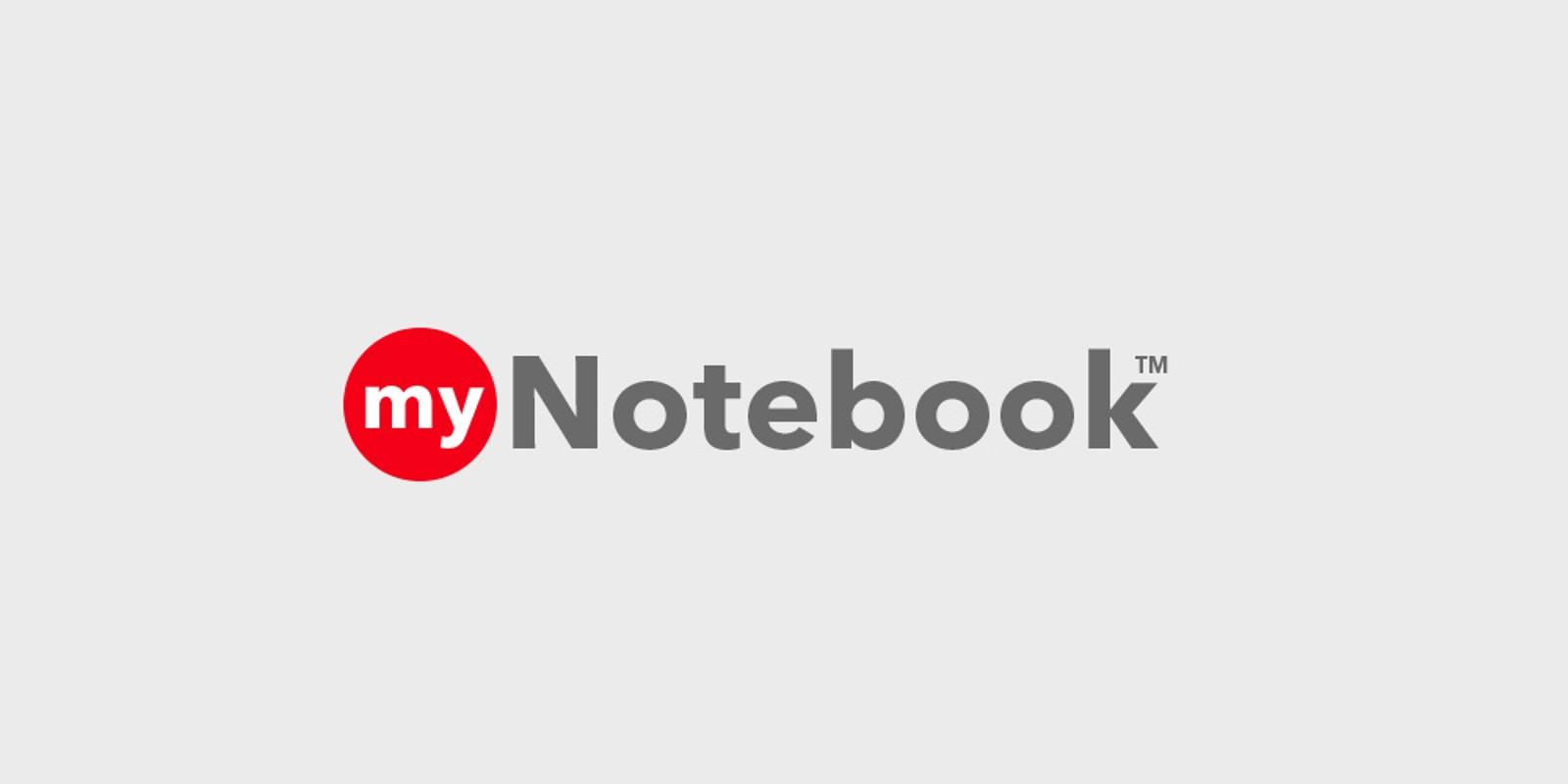 Mynotebook Red