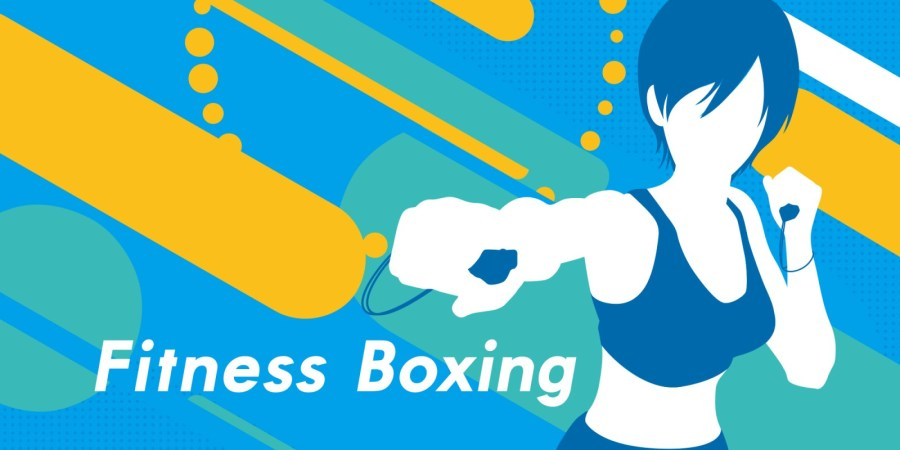 Image result for Fitness Boxing nintendo switch