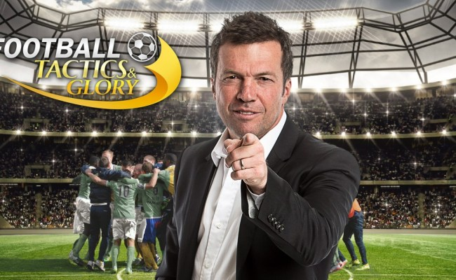 Football Tactics Glory Nintendo Switch Games Nintendo