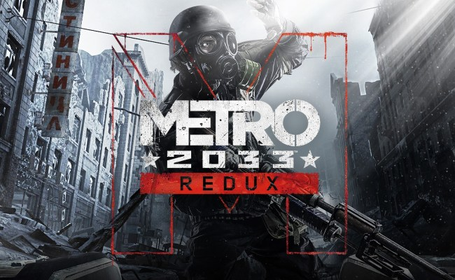 Metro 2033 Redux Nintendo Switch Games Nintendo