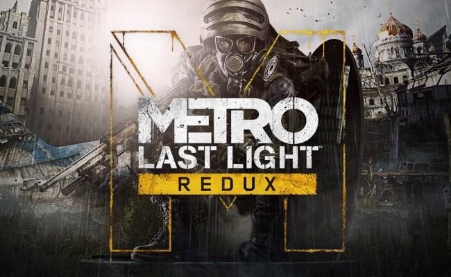 Metro Last Light Redux Nintendo Switch Games Nintendo