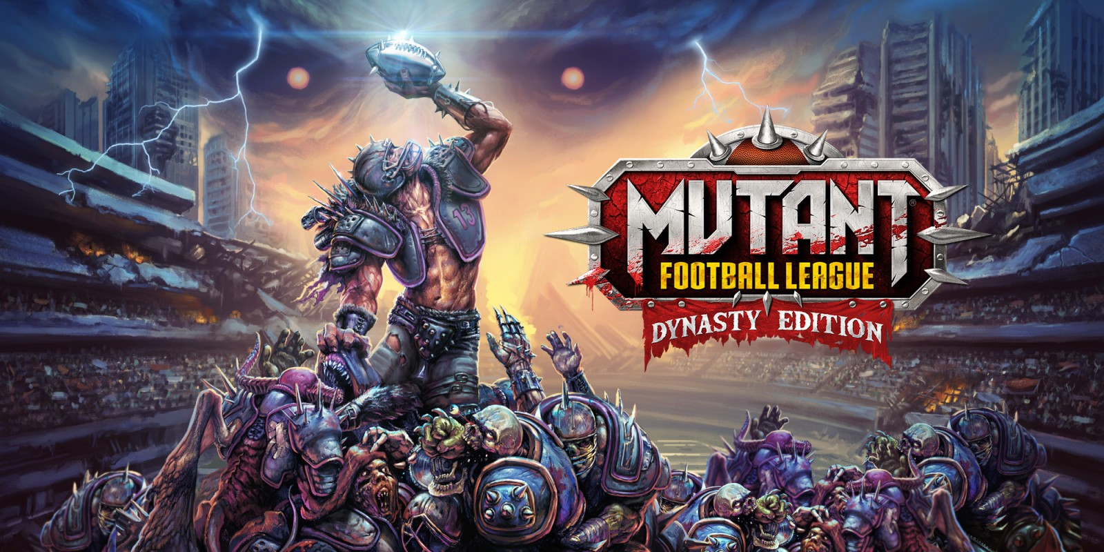 mutant football league dynasty