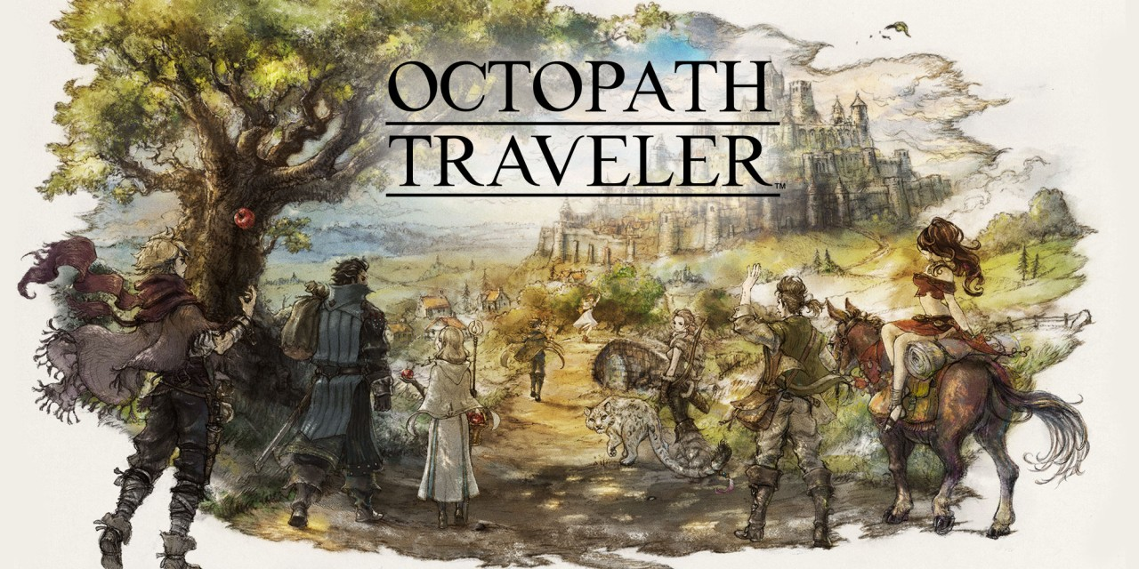 OCTOPATH TRAVELER Nintendo Switch Games Nintendo