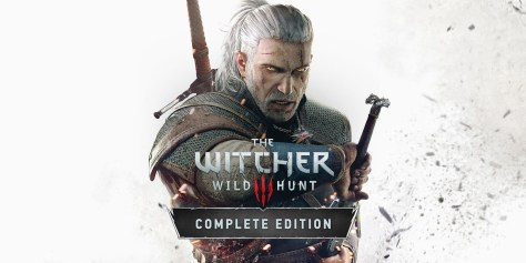 Resultado de imagen para switch The Witcher 3 Complete Edition
