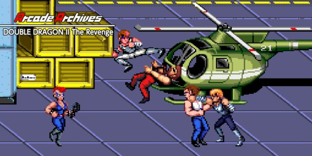 Arcade Archives DOUBLE DRAGON II The Revenge | Nintendo Switch download  software | Games | Nintendo