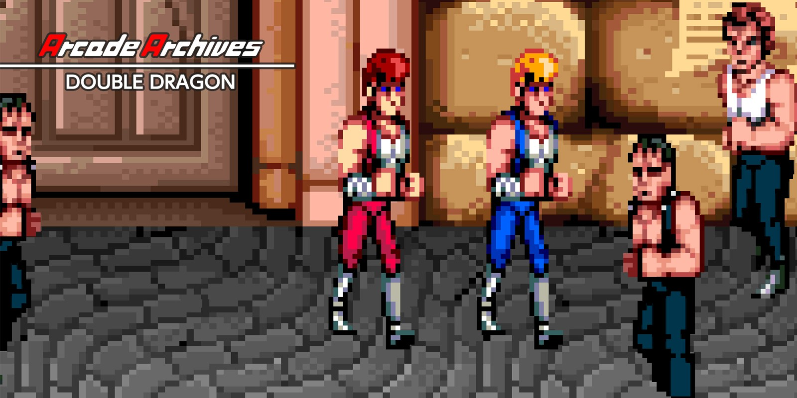Arcade Archives DOUBLE DRAGON  Nintendo Switch download