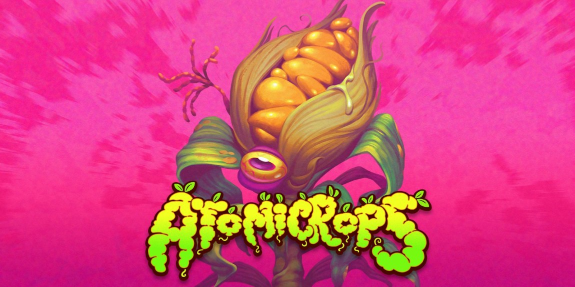 Atomicrops and other games available on Xbox Game Pass