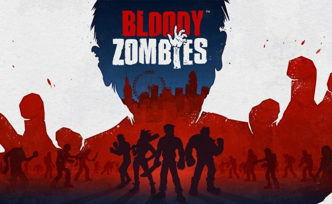 Bloody Zombies Nintendo Switch Download Software