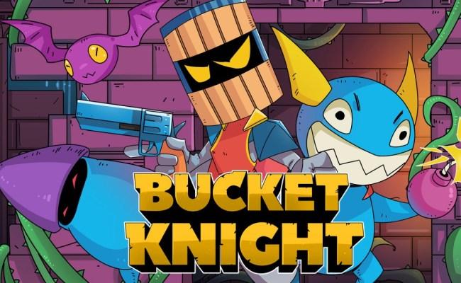 Bucket Knight Nintendo Switch Download Software Games