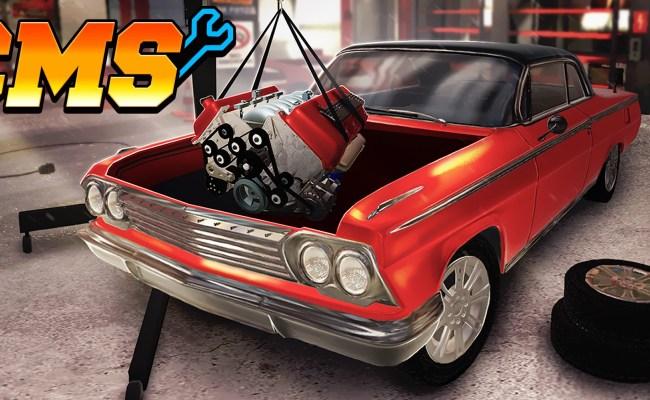 Car Mechanic Simulator Nintendo Switch Download Software