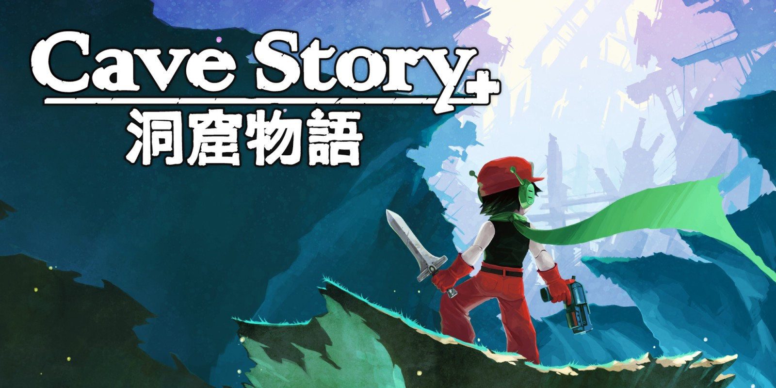 Cave Story Nintendo Switch Games Nintendo