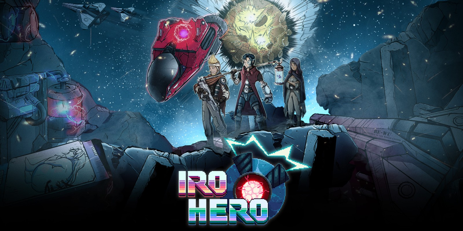 Iro Hero  Nintendo Switch DownloadSoftware  Spiele  Nintendo