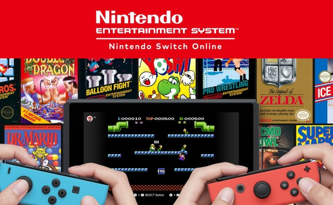 Nintendo Entertainment System Nintendo Switch Online
