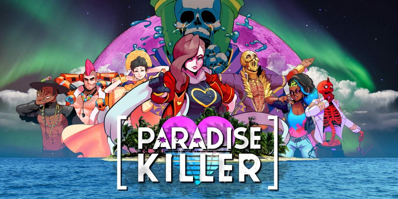 Paradise Killer   Programas descargables Nintendo Switch   Juegos   Nintendo