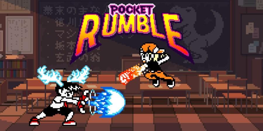 Image result for Pocket Rumble nintendo.com