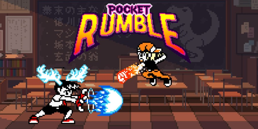 Image result for Pocket Rumble nintendo.com