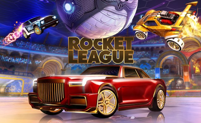 Rocket League Nintendo Switch Download Software Games Nintendo