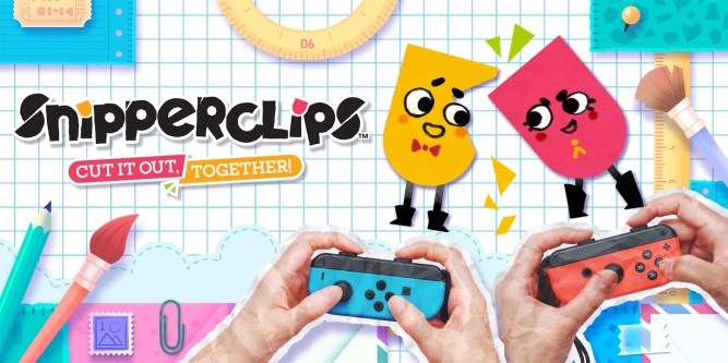 Image result for Snipperclips