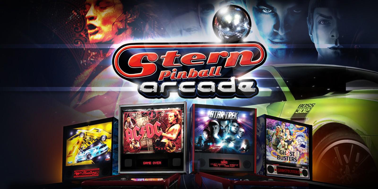 Stern Pinball Arcade  Nintendo Switch download software