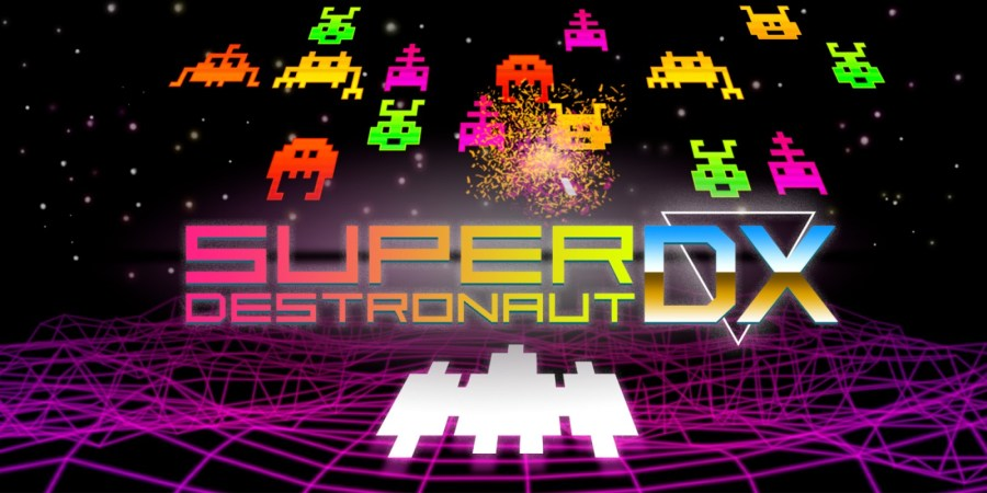 Image result for Super Destronaut DX nintendo.com