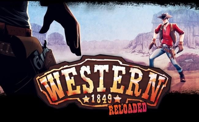 Western 1849 Reloaded Nintendo Switch Download Software